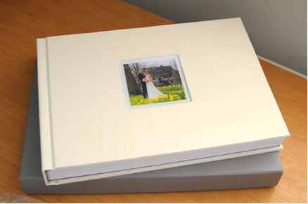 Link to the Wedding Albums Page