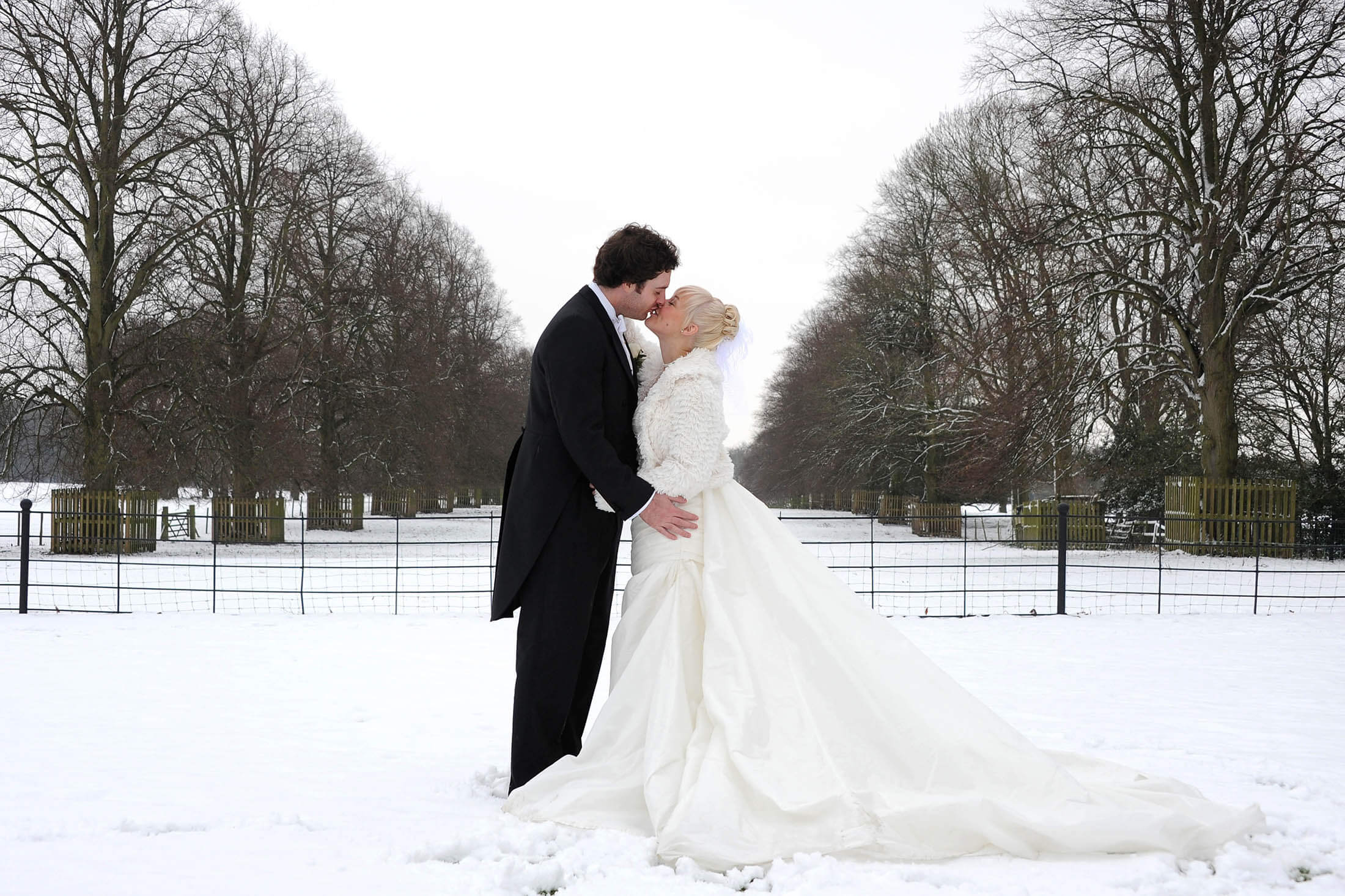 Link to the Winter Weddings Page