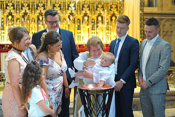 Link to the Christenings Page