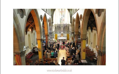 Rebecca and Hylton's Wedding at The Old Deanery