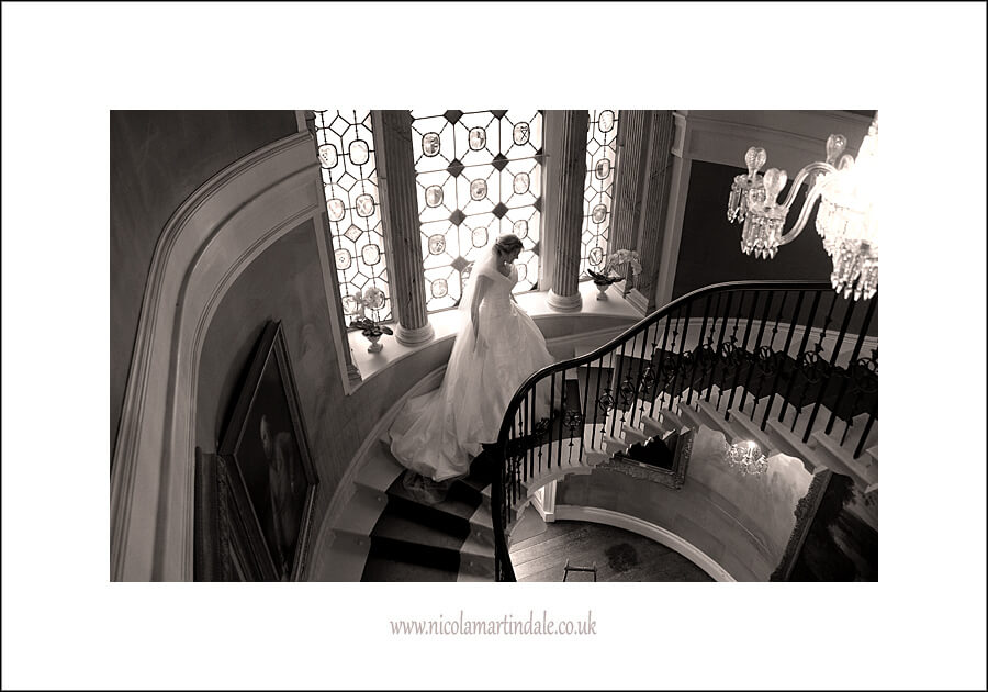 Wedding Photography at Ripley Castle