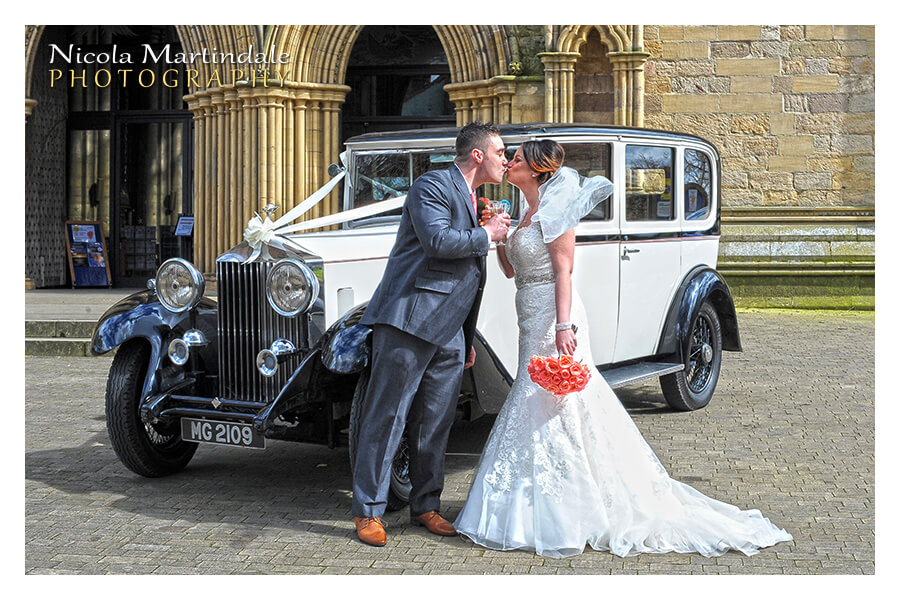 Sammie and Phil's Wedding at Ripon Cathedral