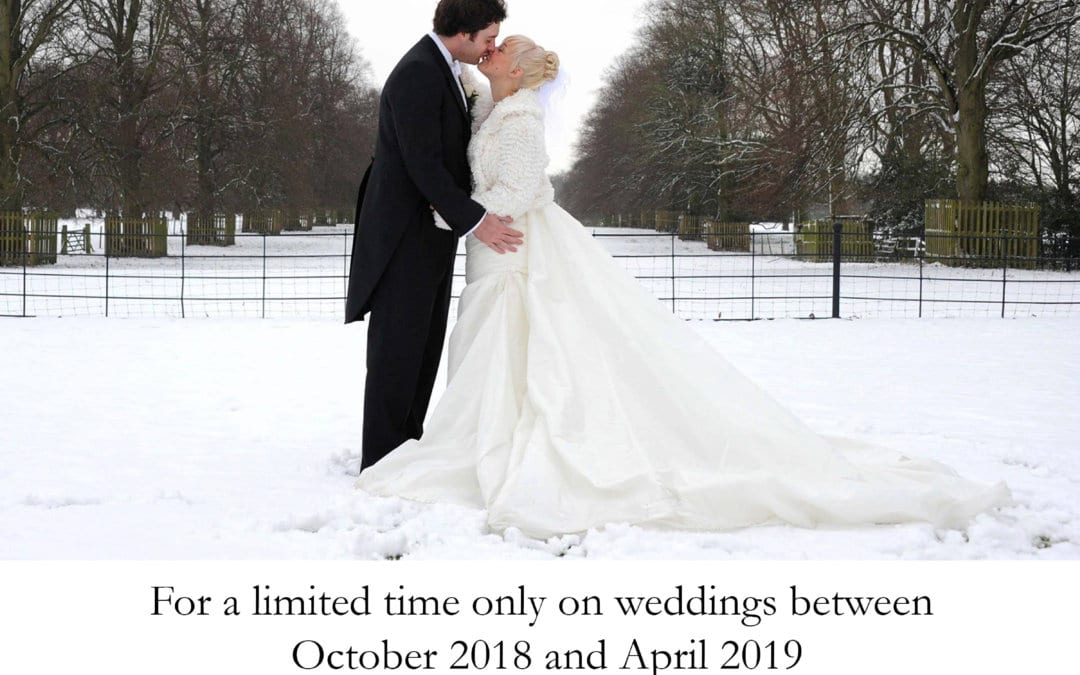 Winter Wedding Special Offer